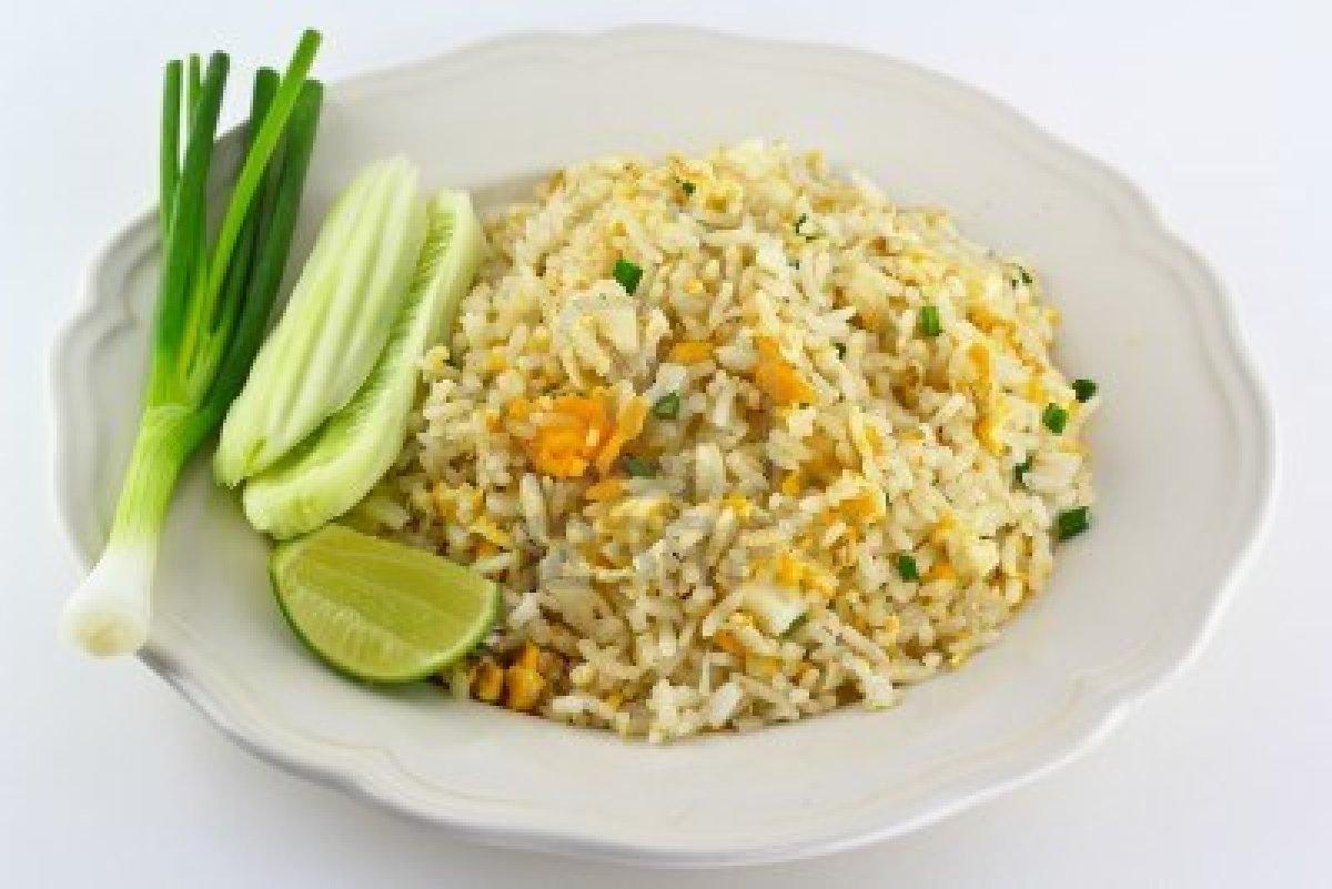 Riso fritto thailandese for Arredamento thailandese