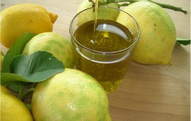 impacco olio e limone