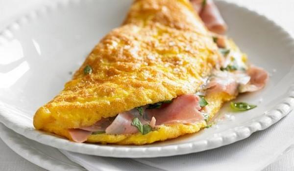 Ricetta Omelette In Francese.Ricette Economiche Omelette Alla Francese