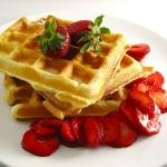Come preparare i waffle tradizionali e vegani
