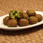 Come fare le falafel arabe