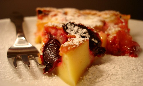 Clafoutis: un delizioso dolce francese