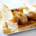 Ricetta economica: pollo al cartoccio con senape e yogurt
