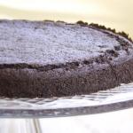 Torta cioccolato e farina di carruba