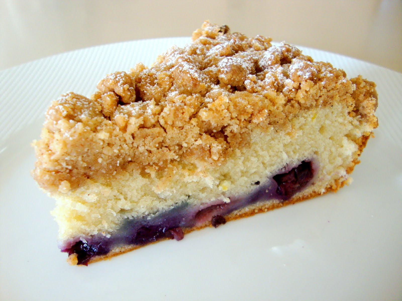 Blueberry Crumb Cake Recipes — Dishmaps