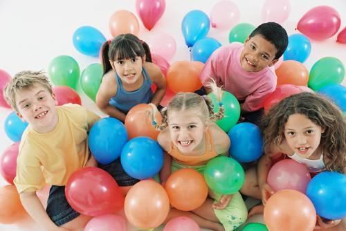 Ecco come organizzare una festa a tema per bambini