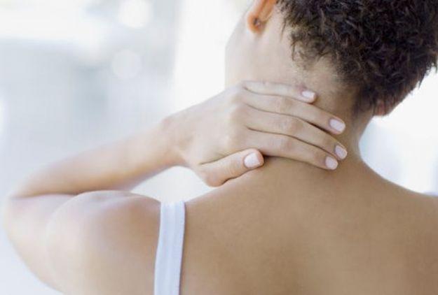 dolori al collo