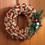 Come realizzare una ghirlanda natalizia di riciclo