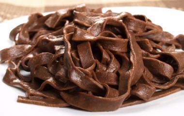 pasta-al-cacao