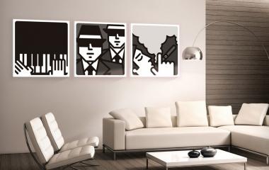 Come realizzare uno stile pop art in casa