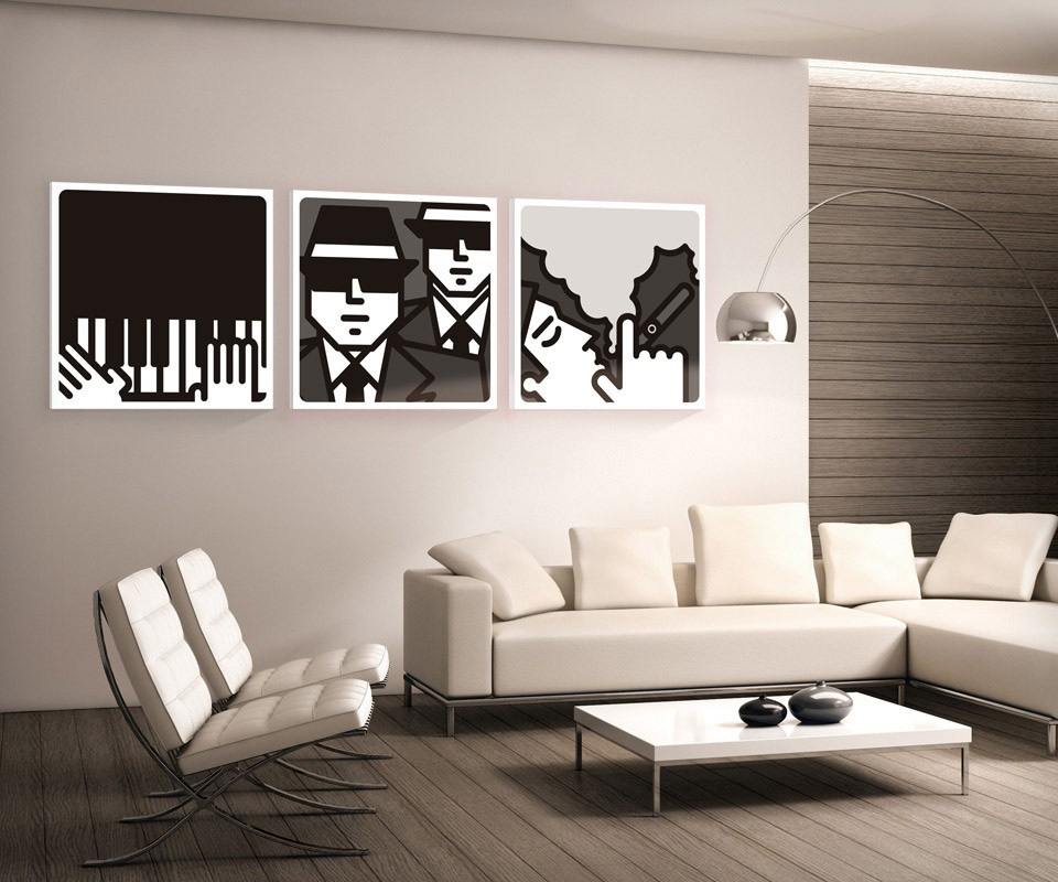 Come realizzare uno stile pop art in casa for Arredamento pop art