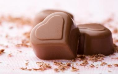 Catturare il cuore del nostro amore con dei speciali cioccolatini