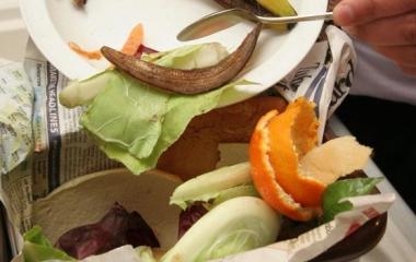 Riciclare gli scarti della verdura