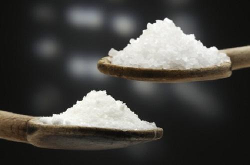 Rimedi naturali con il sale