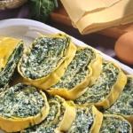 Ricetta per realizzare il rotolo di spinaci e ricotta