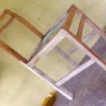 Come rinnovare una vecchia sedia