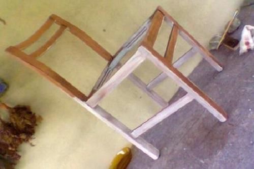 Come rinnovare una vecchia sedia - Rinnovare cucina fai da te ...