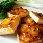 Tofu al Marsala