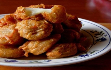 Le sciatt, incredibili frittelle con formaggio