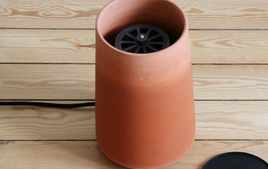 Cold Pot, condizionatore naturale