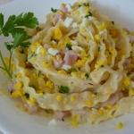 Reginette mimosa, un primo piatto con i fiocchi!