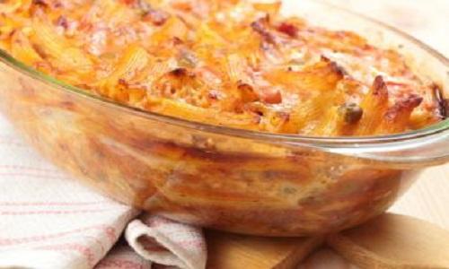 Piatto semplice veloce e ricco di bont pasta pasticciata for Cucina veloce e semplice