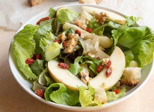 insalata bacche-goji