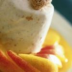 Crema semifredda di albicocche
