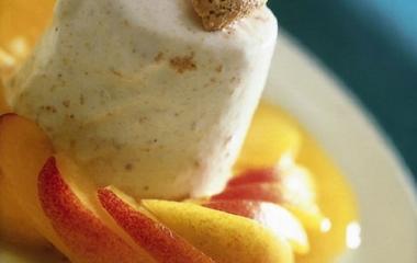 crema semifreddo albicocca
