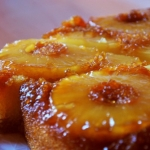 Cupcake con alla base l'ananas