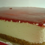 Cheesecake al torrone