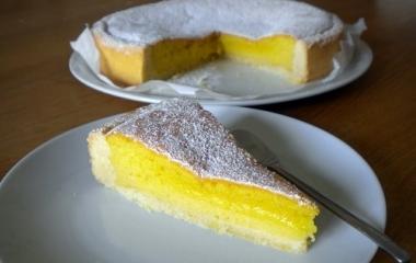 Torta-al-limone