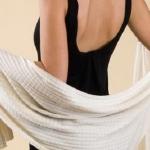 Come fare uno scialle per Capodanno