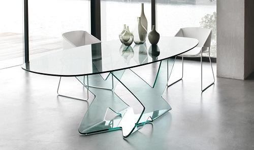 Come riparare il vetro di un tavolo