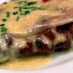 Cotoletta alla bolognese 'speciale'