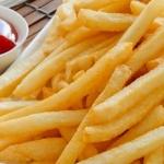 Riciclare le patatine fritte