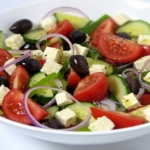 Come fare l'insalata greca originale