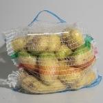Riciclare le retine di patate, aglio e cipolla