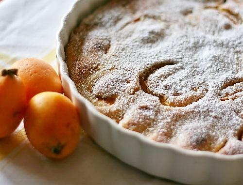 torta di nespole