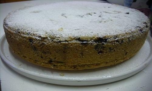 torta stracciatella
